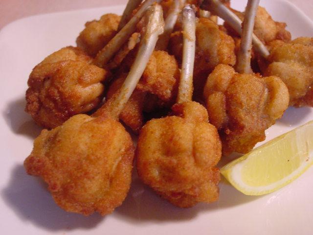 『餃子の王将』のチューリップが美味い件