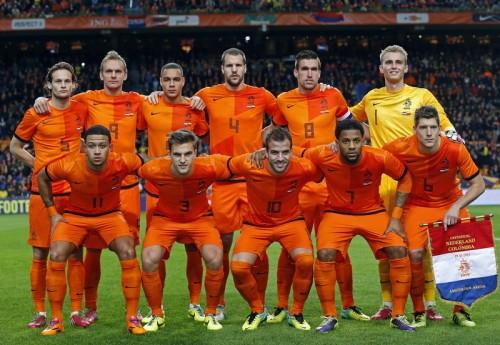 【ブラジルW杯】スペイン対オランダ オランダの作戦勝ち