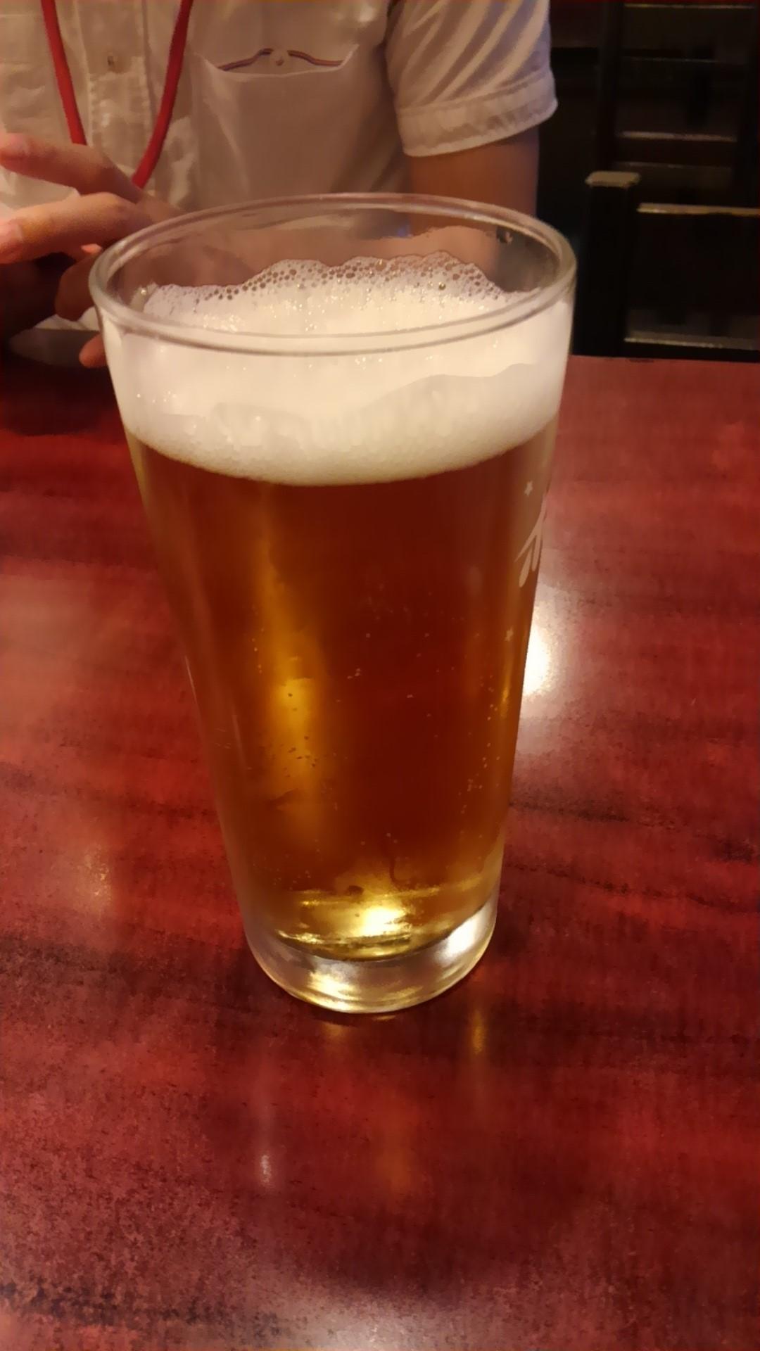 新宿『萬太郎jr.』で生ホッピーを飲んだ