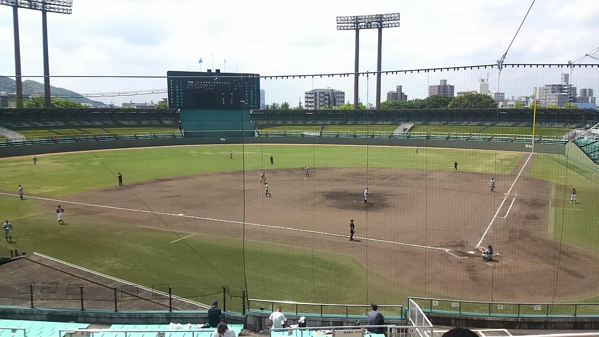 岐阜メモリアルセンターに社会人野球を観に行った噺