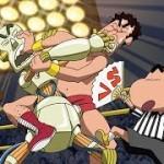 映画クレヨンしんちゃん『ガチンコ!逆襲のロボとーちゃん』 ナンセンスで湯浅政明で最高やんか。